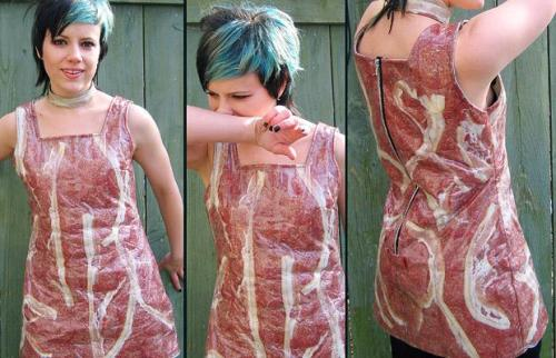 bacon-dress